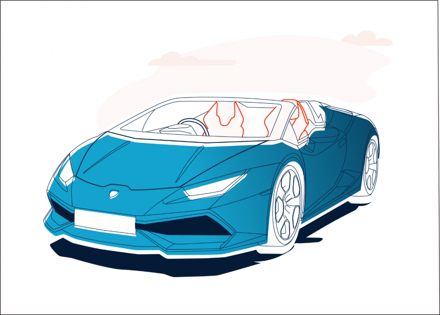 What if you could own a Lamborghini right now?