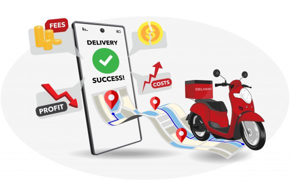 The Vicious Circle of Restaurant Delivery Commissions