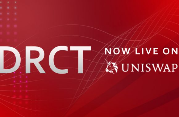 Ally $DRCT Token Now Live on Uniswap