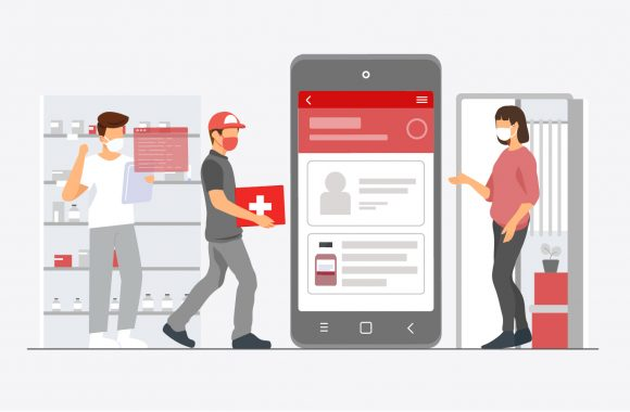 Announcing Development of Pharmacy Ally: Connecting Customers and Pharmacies for Pick-up and Delivery of Prescriptions